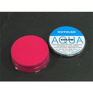 AQUA COLOR MAT R21 Magenta Kryolan 8 ml
