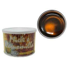 Cera epilazione liposolubile Miele e Camomilla vaso 400 ml