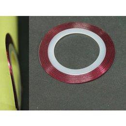 Nastro Striping Tape rosso cod. 020-8
