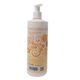 Solare Abbronzante Bassa protezione Linea Gialla Cioccosolare 500 ml