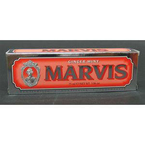 Dentifricio Marvis Ginger Mint 75 ml
