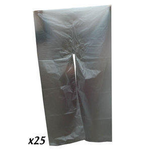 Pantaloni Polietilene Conf. 25Pz
