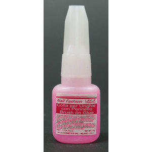 Brush on Glue Colla Unghie con Pennello Layla 10 gr