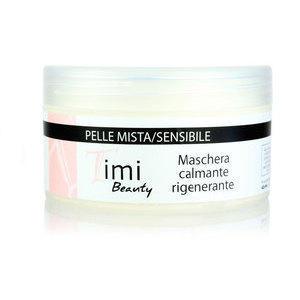 Timi Beauty Maschera calmante rigenerante pelle mista-sens.250ml