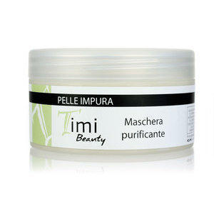 Timi Beauty Maschera purificante pelle impura 250 ml