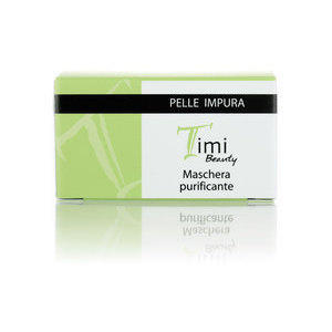 Timi Beauty Pelle impura Maschera purificante 50 ml