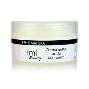 Timi Beauty Crema notte acido Jaluronico pelle matura 250 ml