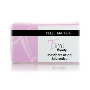 Timi Beauty Pelle matura Maschera acido Jaluronico 50 ml