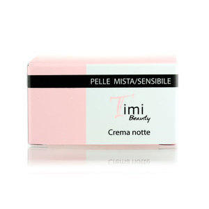 Timi Beauty Crema notte pelle mista-sensibile 50 ml