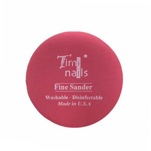 Timi Nails Fine Sander Pink lima tonda #400/#600 grit