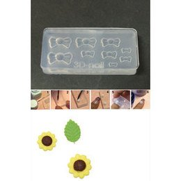 3D Nail Art Mold stampino in silicone art. 031