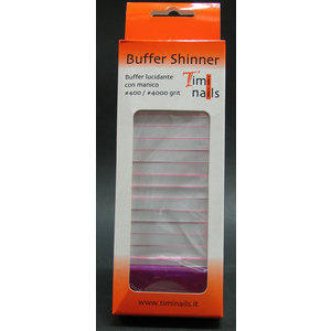 Buffer Shinner Timi Nails - buffer lucidante con manico