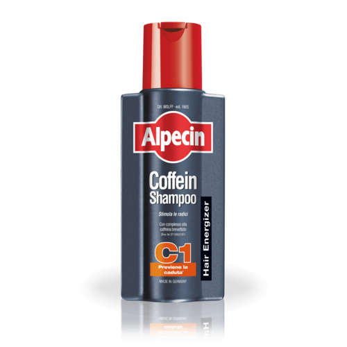 Alpecin Shampoo alla Caffeina 250 ml.