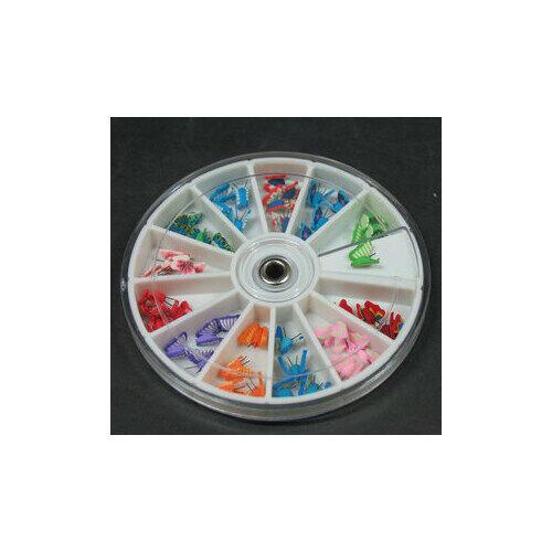 Ruota decori 3D farfalla