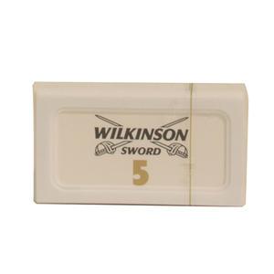 Pacchetto lame Wilkinson Sword Double Edge Bianco 5 lamette
