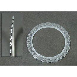 Nastro per nail art Snake stick bianco cod. 1666