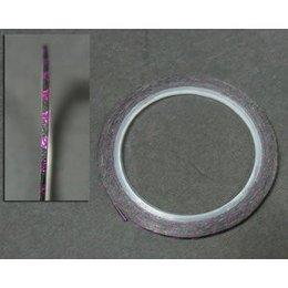Nastro per nail art Snake stick fucsia cod. 1661