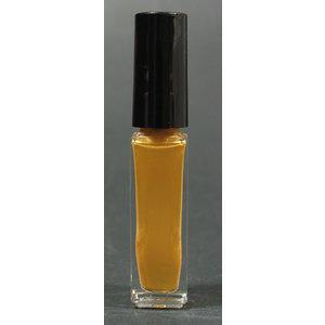 Smalto decoro unghie USA base acqua oro perlato pennello sottile 05017