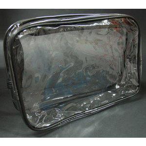Astuccio trasparente bordo nero 6000274-02