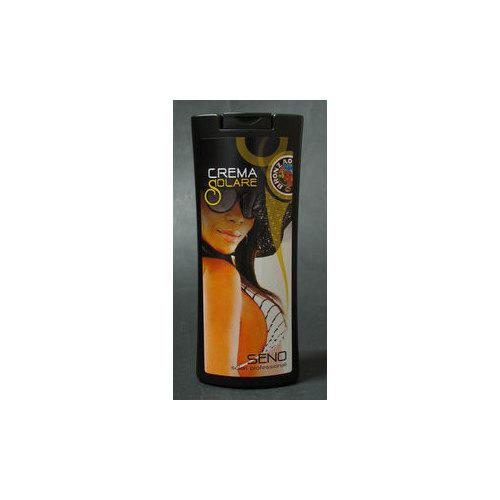 Crema solare Bronzao seno topless rassodante-volumizzante alta protezione 250 ml.