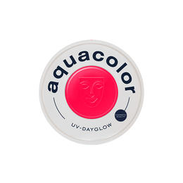 AQUA COLOR UV Day Glow Rosso Kryolan 30 ml
