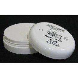 Profi Clowm Bianco in Crema Jester Eulenspiegel 50 ml