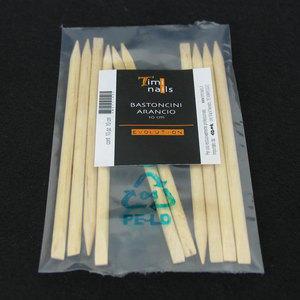 Bastoncini Arancio Timi Nails 10 cm conf. 10 pezzi