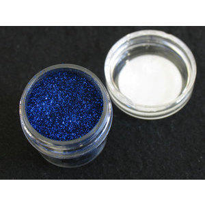 Polvere glitter Blu Navy Roby Nails 98022