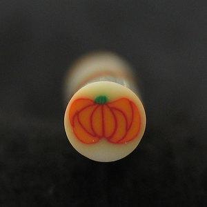 Decoro per unghie bastoncino Gimo zucca Halloween