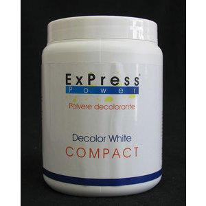Polvere decolorante compatta Decolor White Compact 450 gr. ExPress Power