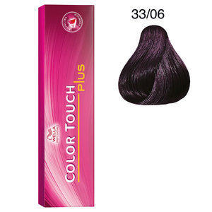 Tintura per capelli No Ammonia Color Touch Plus 33/06 60 ml Wella