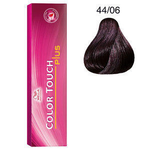 Tintura per capelli No Ammonia Color Touch Plus 44/06 60 ml Wella