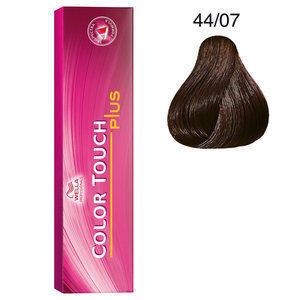 Tintura per capelli No Ammonia Color Touch PLus 44/07 60 ml Wella