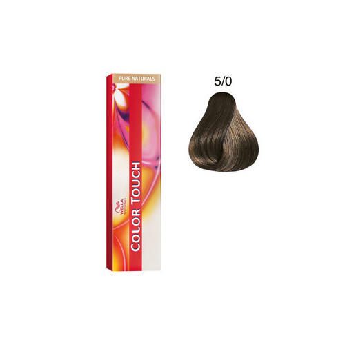 Tintura per capelli No Ammonia Color Touch 5/0 60 ml Wella