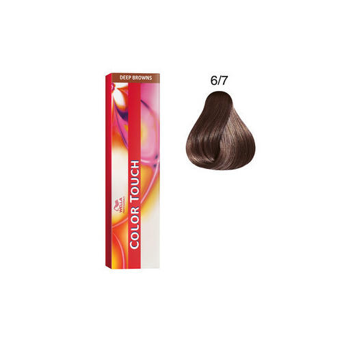 Color Touch 6/7 deep browns 60 ml Wella biondo scuro sabbia