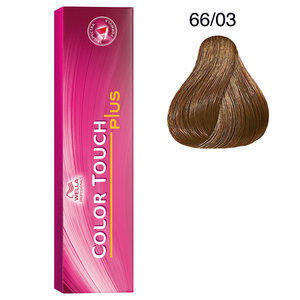 Tintura per capelli No Ammonia Color Touch Plus 66/03 60 ml Wella