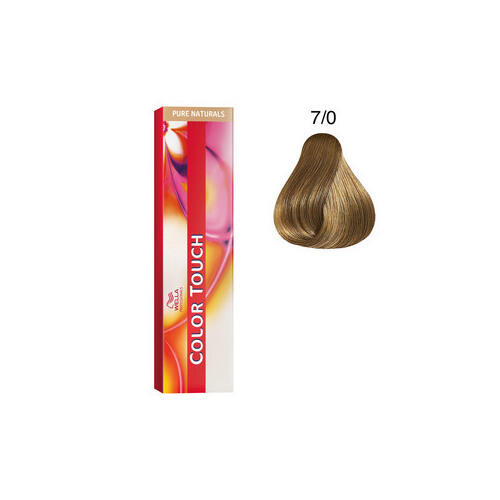 Color Touch 7/0 pure natural 60 ml Wella biondo medio