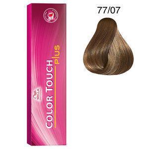 Tintura per capelli No Ammonia Color Touch Plus 77/07 60 ml Wella