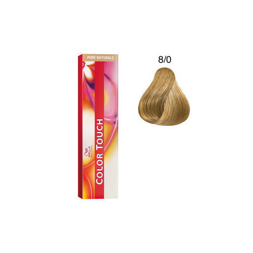 Tintura per capelli No Ammonia Color Touch 8/0 60 ml Wella