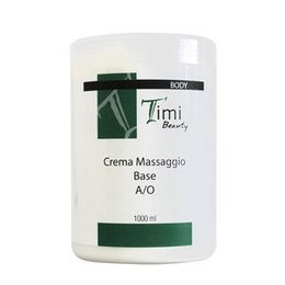 Timi Beauty Body Crema Massaggio Base A/O 1000 ml.