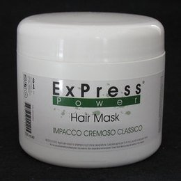 ExPress Power Hair Mask fascia Verde tipo classico 500 ml