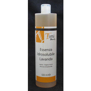 Timi Beauty Essenza Idrosolubile Lavanda 500 ml.