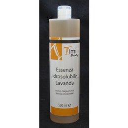 Timi Beauty Essenza Idrosolubile Lavanda 500 ml.