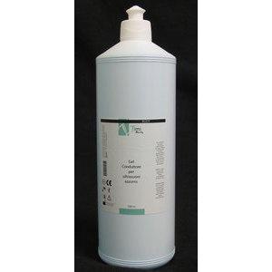 Gel Conduttore per Ultrasuoni Azzurro FIAB 1000 ml.