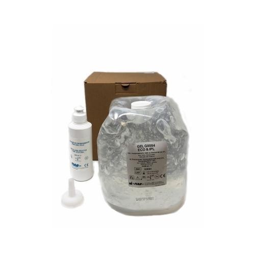 Gel Conduttore per Ultrasuoni Trasparente FIAB sacca 5000 ml.