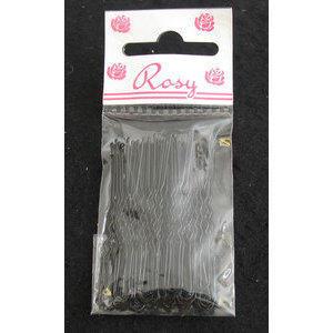 Forcina Invisibile Rosy cm 6,5 Nera