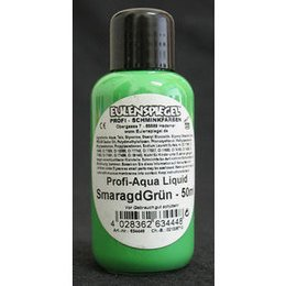 Profi Aqua Liquid Smaragdgrun Eulenspiegel 50 ml