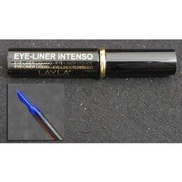 Eyeliner Intenso Liquido Blu Layla 7 ml