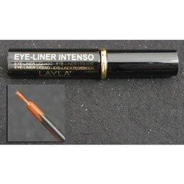 Eyeliner Intenso Liquido Marrone Layla 7 ml