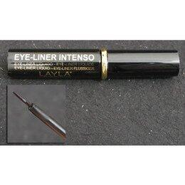Eye Liner Intenso Liquido Nero Layla 7 ml